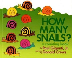 How Many Snails?: A Counting Book (Paperback)