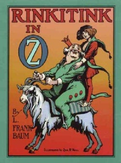 Rinkitink in Oz (Hardcover)
