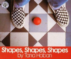 Shapes, Shapes, Shapes (Paperback)