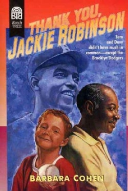Thank You, Jackie Robinson (Paperback)