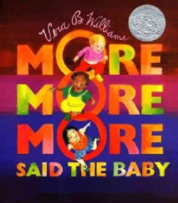More More More Said the Baby: 3 Love Stories (Board book)