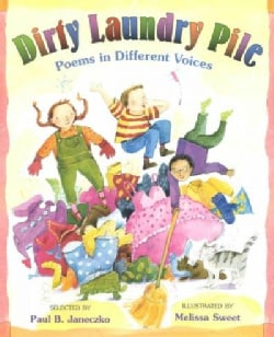 Dirty Laundry Pile: Poems in Different Voices (Hardcover)
