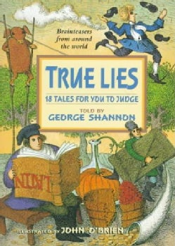 True Lies: 18 Tales for You to Judge (Paperback)
