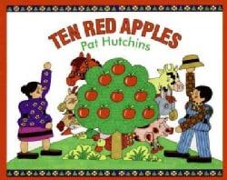 Ten Red Apples (Hardcover)
