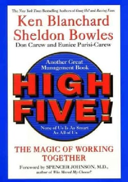 High Five!: The Magic of Working Together (Hardcover)