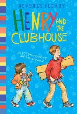 Henry and the Clubhouse (Hardcover)