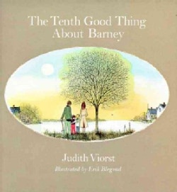 The Tenth Good Thing About Barney (Hardcover)