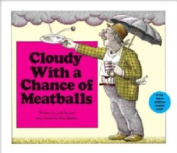 Cloudy With a Chance of Meatballs (Hardcover)