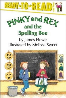 Pinky and Rex and the Spelling Bee (Hardcover)