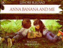Anna Banana and Me (Paperback)