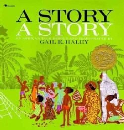 A Story, a Story: An African Tale (Paperback)