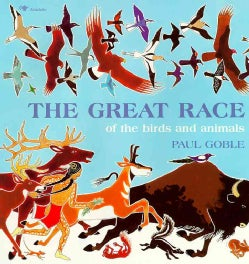 The Great Race: Of the Birds and Animals (Paperback)
