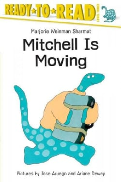 Mitchell Is Moving (Paperback)