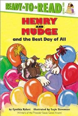Henry and Mudge and the Best Day of All (Hardcover)
