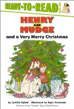 Henry and Mudge and a Very Merry Christmas (Hardcover)