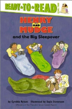 Henry and Mudge and the Big Sleep over (Hardcover)