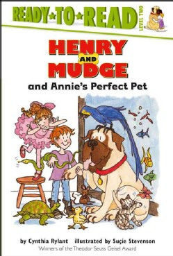 Henry and Mudge and Annie's Perfect Pet (Hardcover)