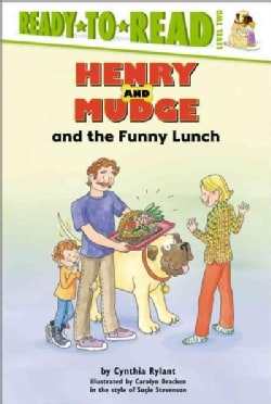 Henry and Mudge and the Funny Lunch (Hardcover)