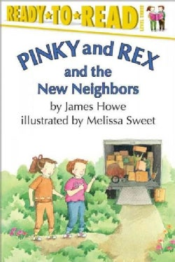 Pinky and Rex and the New Neighbors (Paperback)