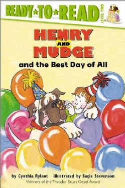 Henry and Mudge and the Best Day of All (Paperback)