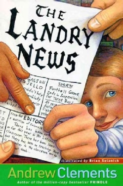 The Landry News (Hardcover)