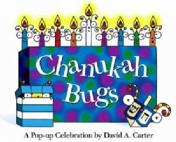 Chanukah Bugs: A Pop-Up Celebration (Hardcover)