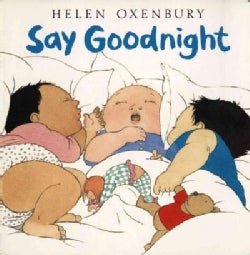 Say Goodnight (Board book)