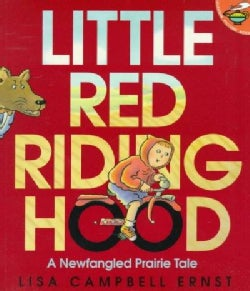 Little Red Riding Hood: A Newfangled Prairie Tale (Paperback)