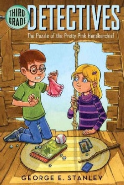 The Puzzle of the Pretty Pink Handkerchief (Paperback)
