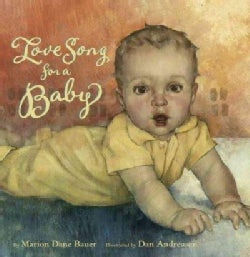 Love Song for a Baby (Hardcover)