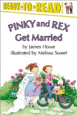 Pinky and Rex Get Married (Paperback)