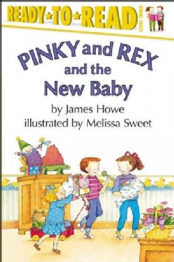 Pinky and Rex and the New Baby (Paperback)
