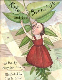 Kate and the Beanstalk (Hardcover)
