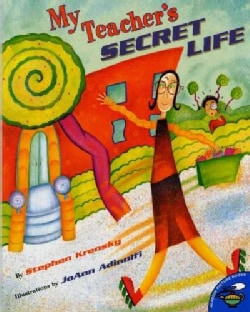 My Teacher's Secret Life (Paperback)