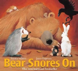 Bear Snores on (Hardcover)