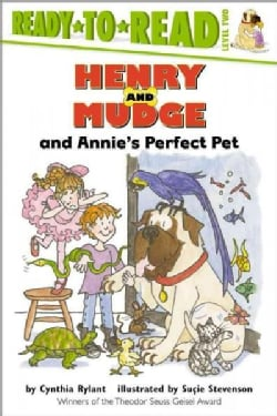 Henry and Mudge and Annie's Perfect Pet (Paperback)