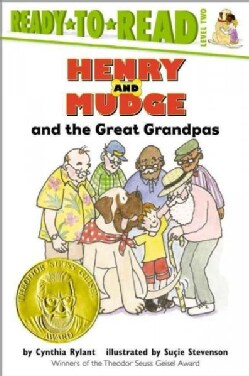 Henry and Mudge and the Great Grandpas (Paperback)