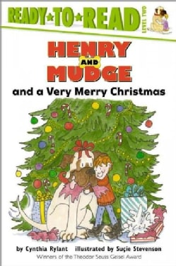 Henry and Mudge and a Very Merry Christmas (Paperback)