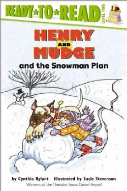 Henry and Mudge and the Snowman Plan (Paperback)