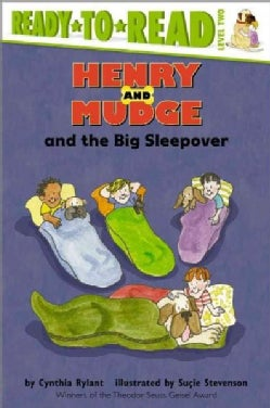 Henry and Mudge and the Big Sleepover (Paperback)