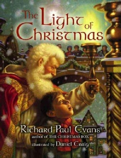 The Light of Christmas (Hardcover)