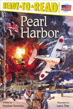 Pearl Harbor: Ready to Read Level 3 (Paperback)