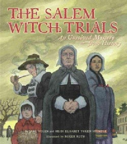Salem Witch Trials: An Unsolved Mystery from History (Hardcover)