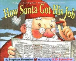 How Santa Got His Job (Paperback)