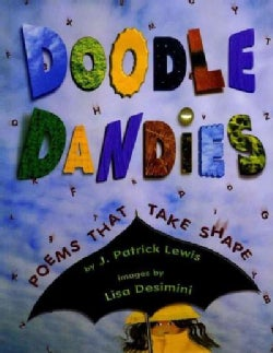 Doodle Dandies: Poems That Take Shape (Paperback)