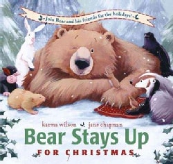 Bear Stays Up: For Christmas (Hardcover)