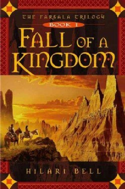 Fall Of A Kingdom: The Farsala Trilogy Book 1 (Paperback)