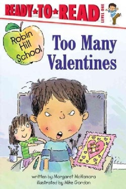 Too Many Valentines (Paperback)