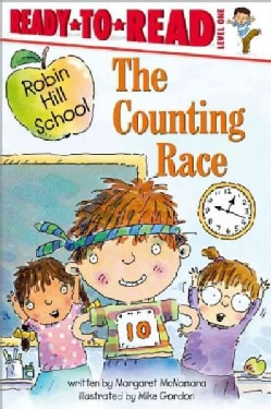The Counting Race (Paperback)