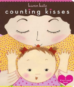Counting Kisses: A Kiss & Read Book (Board book)
